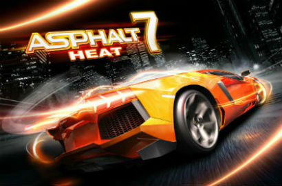 Game asphalt 7 cho android