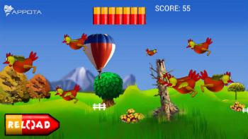 Game bắn gà 2014 cho android