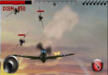 game bắn máy bay 3d