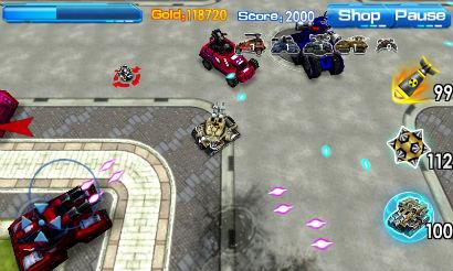 Game bắn xe tăng cho android