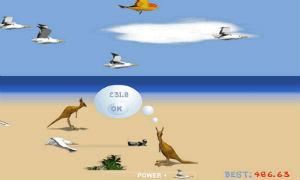 Game chim cánh cụt bay