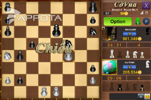 Game cờ vua cho android