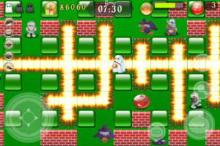 Game đặt boom cho android