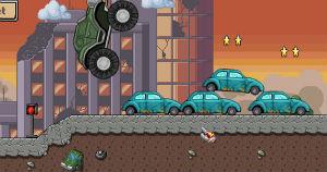 Game đua xe tải