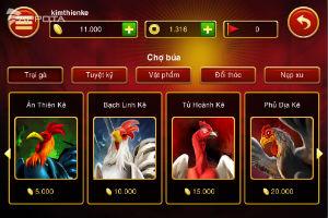 Game gà chiến cho android