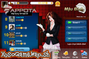 Game bixa cho android