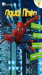 Game người nhện cho android