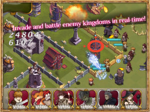 Game rồng đen cho android