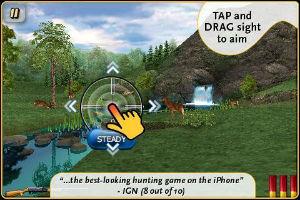 Game săn thú 3d cho android
