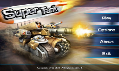 Game Super Tank cho android