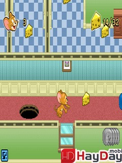 Game tom and jerry cho android