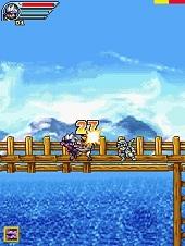 Game cao thủ ninja cho điện thoại java
