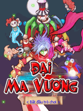 game dai ma vuong