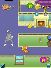 Game tom and jerry cho điện thoại