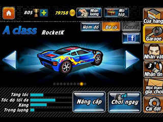 Game đua xe online cho android