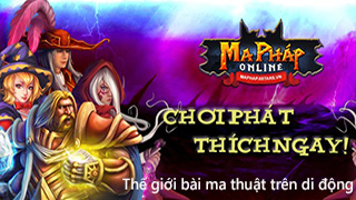 Game ma pháp cho android