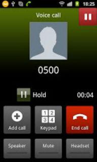 Ghi âm cuộc gọi Cho Android