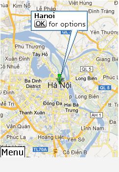 phần mềm google maps