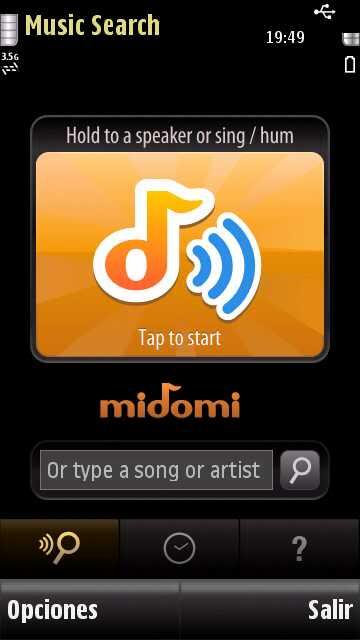Phần mềm nhận diện âm nhạc