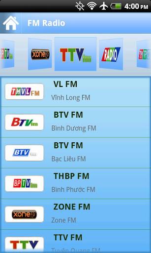 Phần mềm radio FM