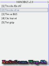 Phần mềm xe bus
