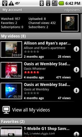 Phần mềm xem Youtube